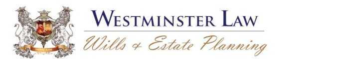 Westminster law logo